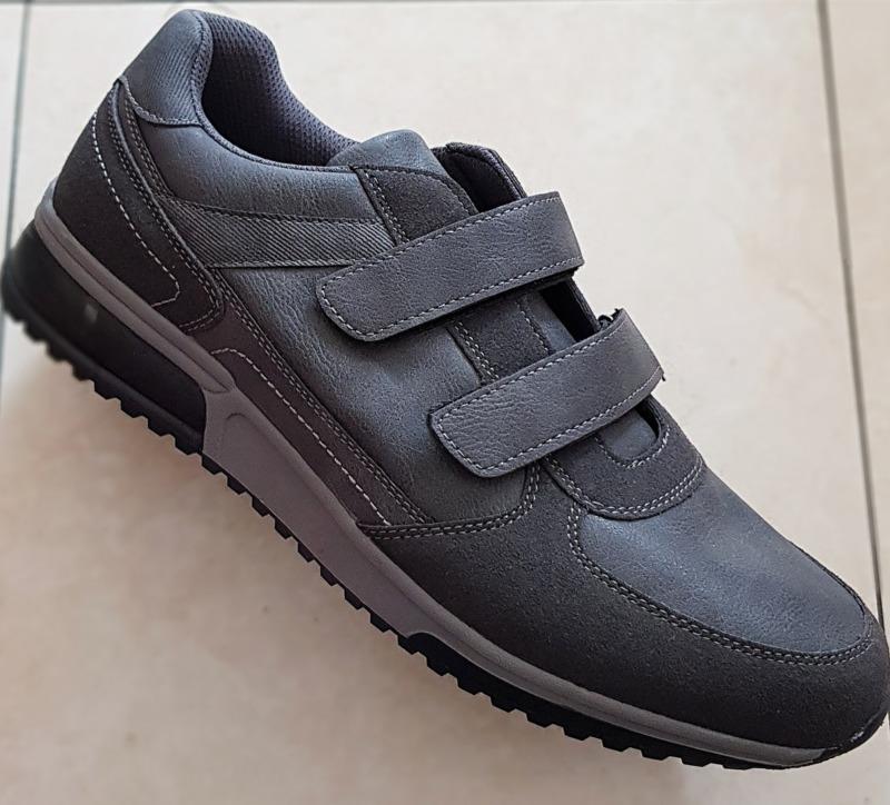 sneaker-uomo-sportiva-doppio-velcro-flair-col-blu