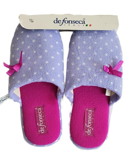 de-fonseca-pantofola-donna-viola-col-fuxia